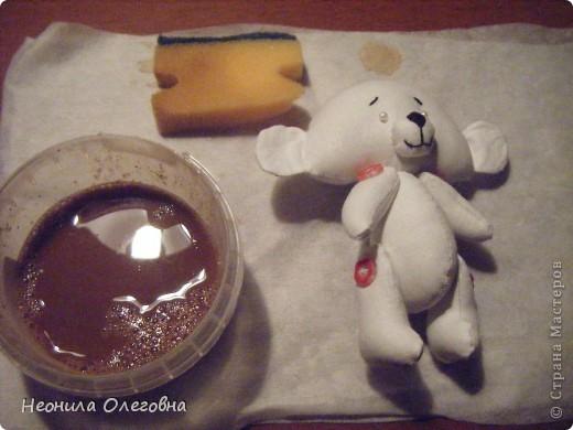 Мастер-класс Шитьё Милый друг  или как я делаю тыквоголовок  Краска Кружево Ткань Шерсть фото 22