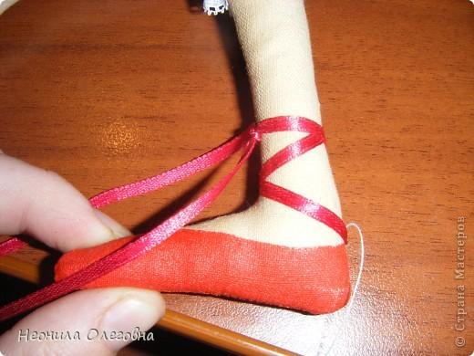 Мастер-класс Шитьё Милый друг  или как я делаю тыквоголовок  Краска Кружево Ткань Шерсть фото 31