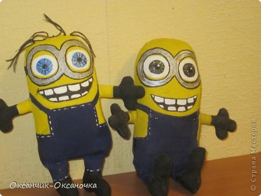 Сшила для своих сыночков ( двойняшки Тёма и Дёма ) такие игрушки -)))  фото 4
