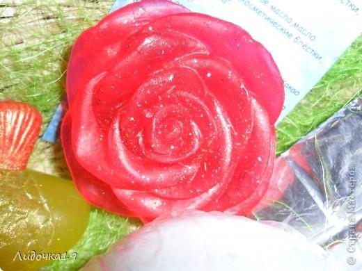 Роза(очень нравится форма) фото 2