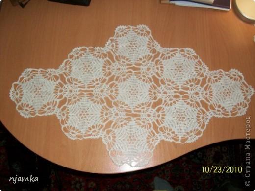Салфетки белые фото 2