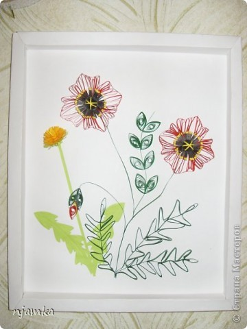 http://increations.blogspot.com/2009/03/framed-quilled-butterly.html фото 3