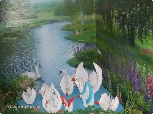 Лебединое озеро фото 2