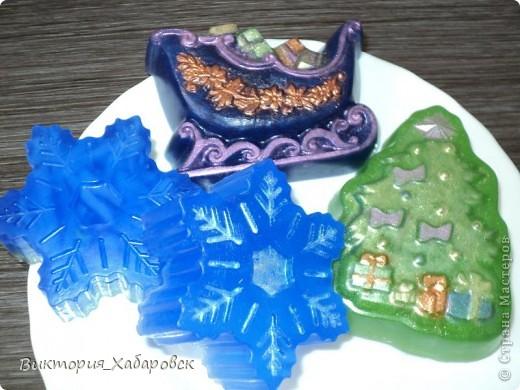 дракон корица,снеговик-мандарин и шоколад,домик-бергамот фото 2