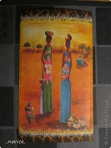 Африканские мотивы фото 1