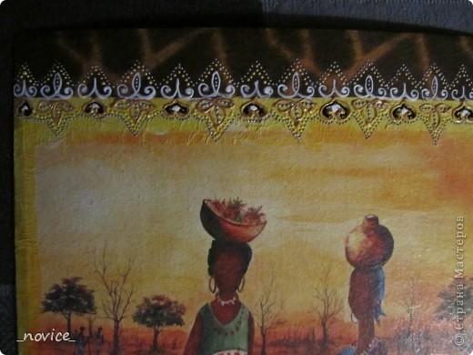 Африканские мотивы фото 3