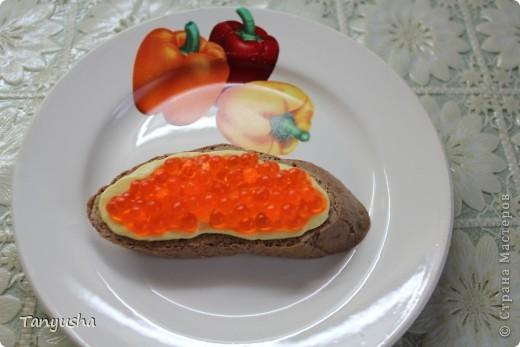 Наконец-то я сделала свою формочку бутерброда с икрой ) Урааа))) фото 2