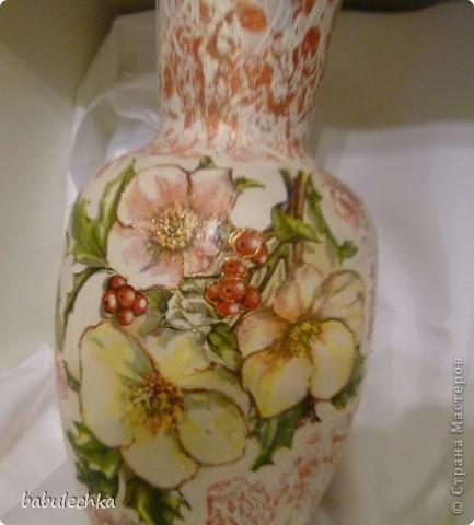 На цветы и листья-сверкающий декупажный клей фото 5