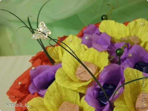 Корзиночка, 33 цветочка. фото 2