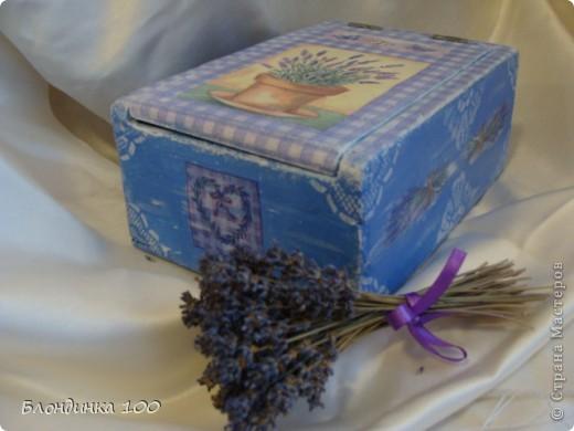Незнаю, можно ли назвать это шкатулкой или, скорее, это ящичек, коробочка. Ну, вобщем отдал мне папа старенькую коробочку, сделанную им собственоручно.  фото 1