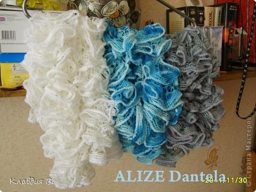 Мои любимые шарфики фото 2