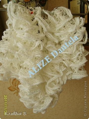 Мои любимые шарфики фото 1