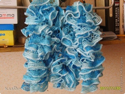 Мои любимые шарфики фото 4