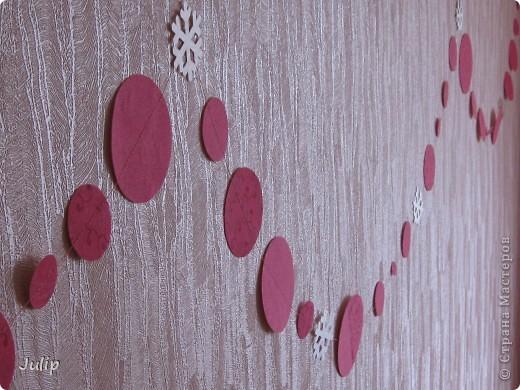 Гирлянда - украшение для Нового года или Дня рождения. фото 1