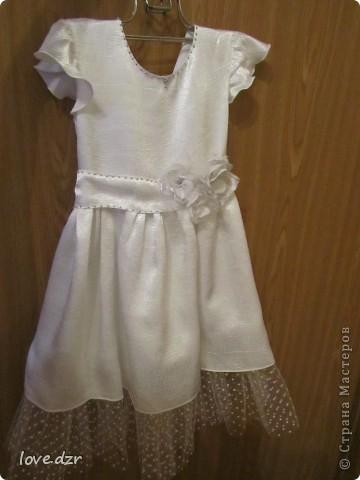 Платье на девочку фото 1