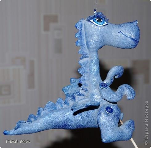 Водяные драконы готовятся к встрече Нового года фото 3