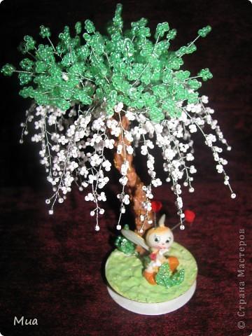 Весеннее деревце