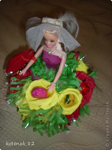 моя первая кукла и ежик фото 2