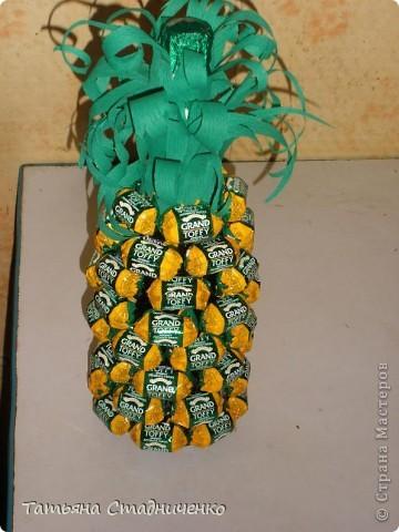 Конфетный ананас фото 1