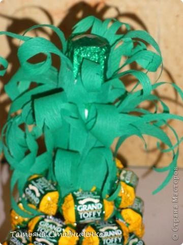 Конфетный ананас фото 3
