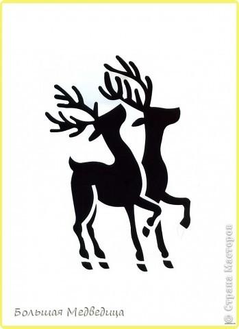 В этом году я решила украсить окна как-то необычно. Полистав интернет, решила сделать, все-таки, по-своему. Не просто наклеить снежинки или новогодние мотивы, а сделать сюжетную картинку, или новогоднюю сказку. Итак... в нашей сказке в резных высоких сугробах живет вот такая красавица Ёлка и новогодний Олень. фото 20