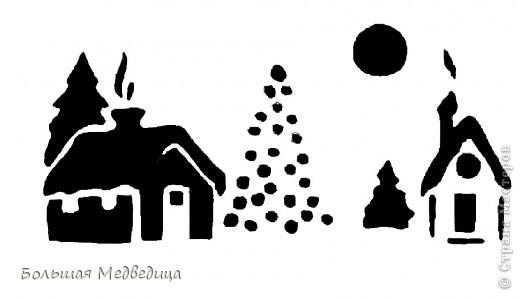 Интерьер Сказка Украшение Новый год Вырезание Украшаем окна к Новому году или Новогодняя сказка на окне Бумага Клей фото 16
