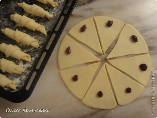Всем приветульки! У нас сегодня рогалики...домашним  очень нравится, когда я их готовлю! фото 1