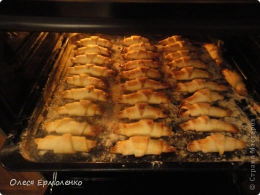 Всем приветульки! У нас сегодня рогалики...домашним  очень нравится, когда я их готовлю! фото 3
