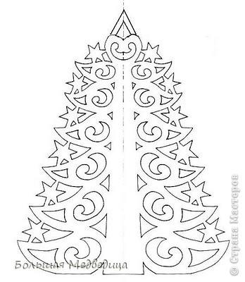 В этом году я решила украсить окна как-то необычно. Полистав интернет, решила сделать, все-таки, по-своему. Не просто наклеить снежинки или новогодние мотивы, а сделать сюжетную картинку, или новогоднюю сказку. Итак... в нашей сказке в резных высоких сугробах живет вот такая красавица Ёлка и новогодний Олень. фото 12