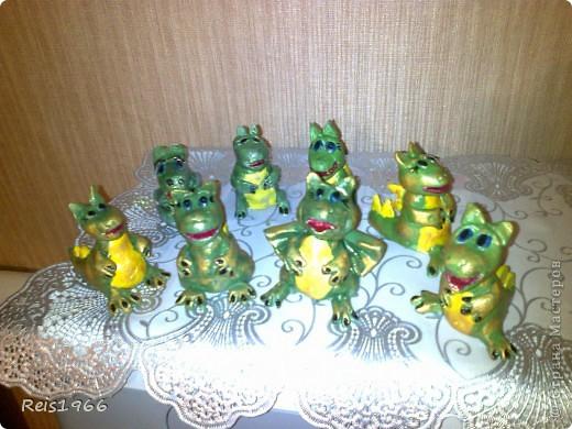 Семейство драконов фото 1