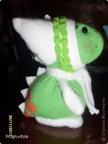 Вот и поспела вторая партия новогодних дракош! фото 2