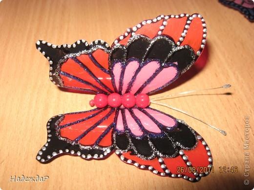 Как сделать бабочку своими руками из пластиковой бутылки - Utnetwork.ru