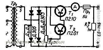 Общий вид зарядного устройства фото 2