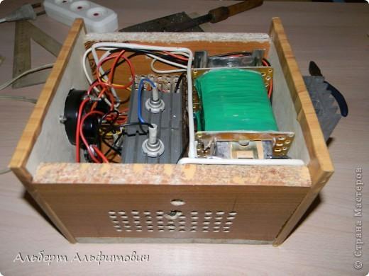 Общий вид зарядного устройства фото 7