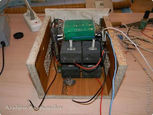 Общий вид зарядного устройства фото 5