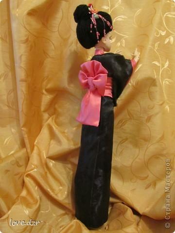 Кимоно и парик сделано мной. фото 4