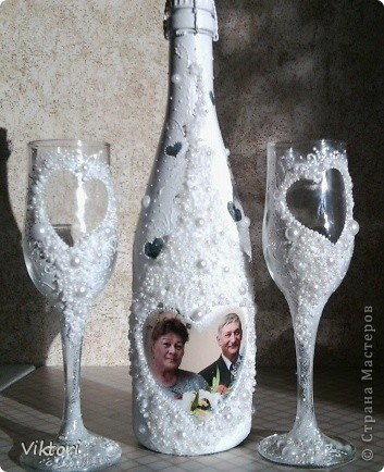 Свадебные подарки своими руками с фото