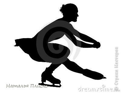 Когда я увидела у na-ta-li снежинки-балеринки - https://stranamasterov.ru/node/280412?c=favorite, потеряла сон и покой, отбросила все дела и давай вырезать, захотелось сделать на работу такое же украшение... А работаю я в управлении физической культуры и спорта, поэтому заменила балерин на фигуристок, получились такие вот воздушные спортсменки.. фото 13