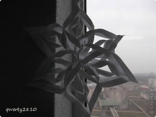 Снежинка на Новый год! фото 4