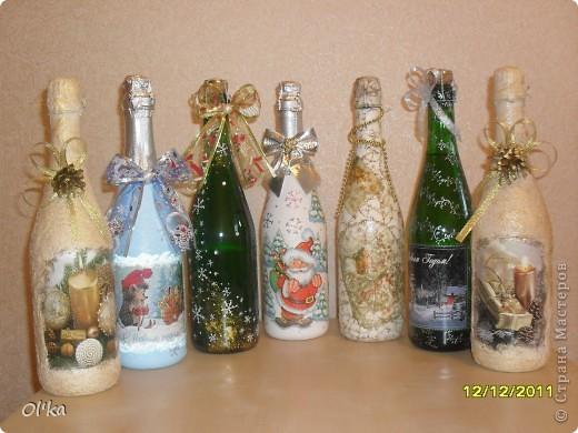 В моем бутылочном царстве пополнение. :)