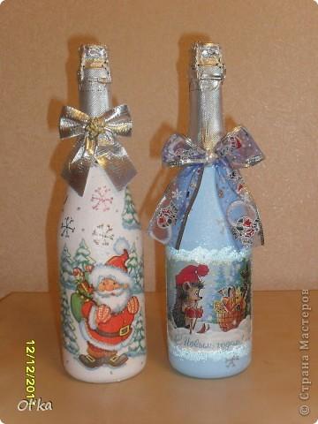 В моем бутылочном царстве пополнение. :) фото 8