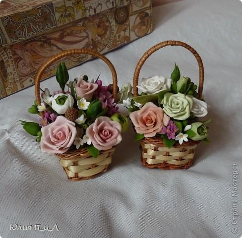 Уважаемые Мастерицы!Я сегодня не по своему основному занятию, лепке, а по по чуть изведанному мной Фотошопу, но цветочки как видите присутствуют))))  фото 9