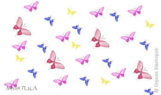 Уважаемые Мастерицы!Я сегодня не по своему основному занятию, лепке, а по по чуть изведанному мной Фотошопу, но цветочки как видите присутствуют))))  фото 4