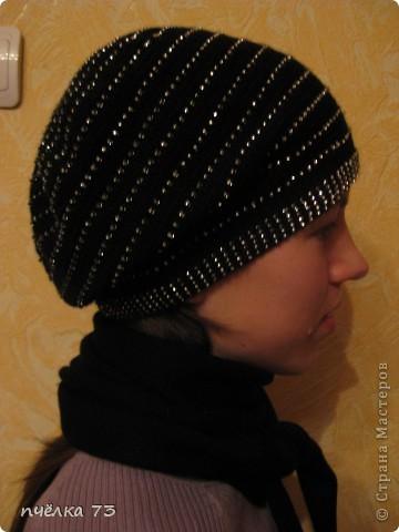 Вязала  шапочку по МК Голубки (https://stranamasterov.ru/node/123392?c=favorite). Спасибо огромное за то, что вы делитесь с нами описанием. фото 5