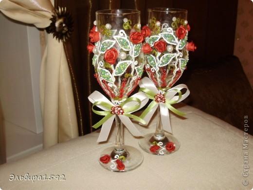 красные розы-символ любви! фото 2