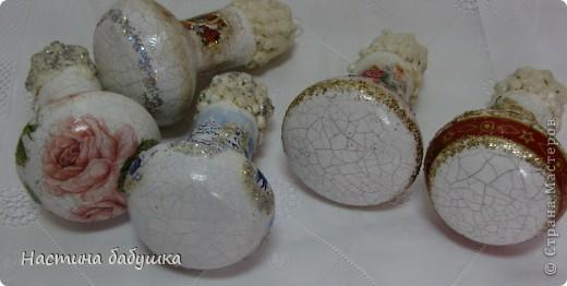 Елочные игрушки из шаров своими руками