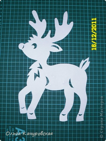 Интерьер Новый год Вырезание Снеговиков  вагон и маленькая тележка   Бумага фото 3