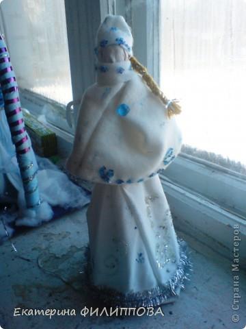 Наши снегурочки на конкурс фото 3
