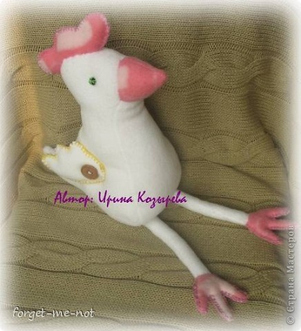 Коко Ря (или мой дебют в авторской игрушке) фото 1