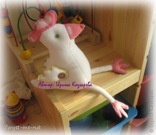 Коко Ря (или мой дебют в авторской игрушке) фото 4